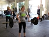 Hang power cleans