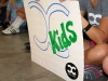 Crossfit Central Kids sign
