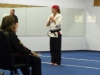 Bowing before the grandmaster