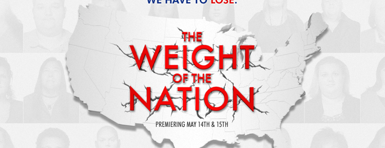 Weight of the Nation - HBO graphic