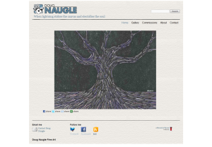 Doug Naugle Fine Art home page