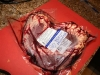 packaged beef heart