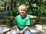 Zilker Botanical Garden, April 2010